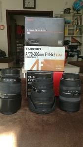 宾得口适马 24-70mm f/2.8 EX DG MACRO