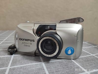 超级好用的千元级别胶片相机——奥林巴斯u2