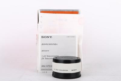 95新Sony索尼 SAL14TC 1.4X 增倍镜 1.4倍 A口 回收181227