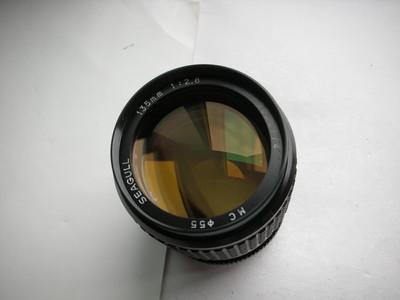 极新海鸥135mmf2.8经典镜头,金属制造,MD卡口,收藏使用