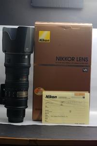 尼康 AF-S VR 70-200mm f/2.8G IF-ED(小竹炮)【3069】95新