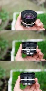 尼康 AIS 20mm/f2.8 非 2.8D ! 手动牛头