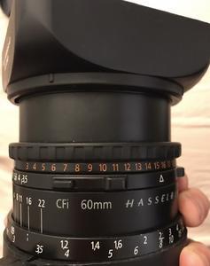Hasselbald Distagon 60mm f/3.5 CFi
