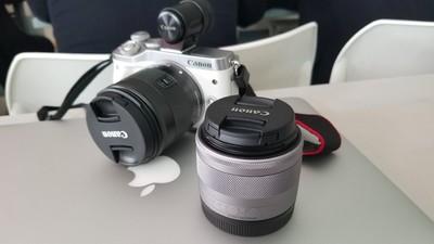佳能EF-M 15-45mm 9.999新 正品行货 2019.3.1京东自营购