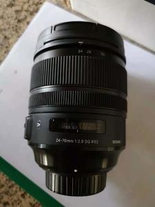 尼康口 24-70mm f/2.8 art