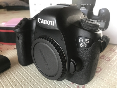 佳能 6D+24-70mm f/2.8L II USM