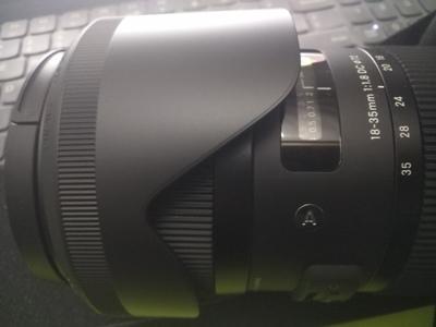 适马 18-35mm f/1.8 DC HSM Art
