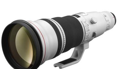 佳能 EF 600mm f/4L IS II USM