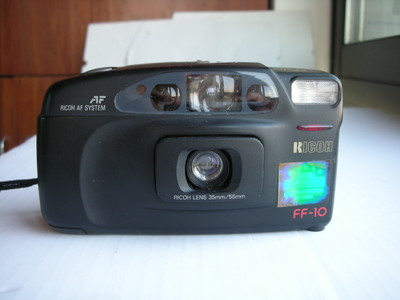 很新理光FF10自动对焦自动曝光便携式经典相机,收藏使用