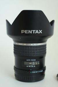 宾得 FA645 35mm f/3.5AL[IF]