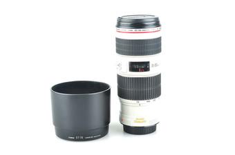 98新 佳能 EF 70-200mm f/4L U