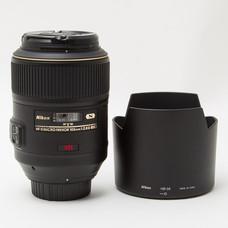 99新自用闲置 尼康 AF-S VR105mm f