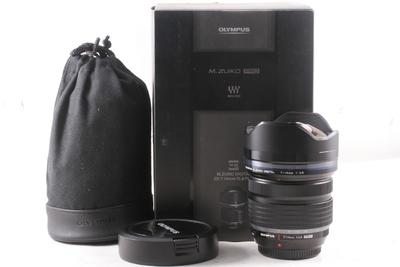 99/奥林巴斯 M.ZUIKO DIGITAL ED 7-14mm f/2.8 PRO ( 全套包装 )