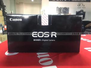 佳能 EOS R 单机身 全新行货仅售9999 五