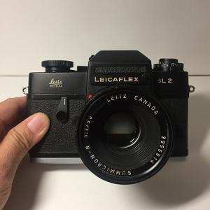 Leicaflex SL2带summicron 50/2 套机