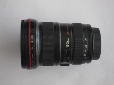 一手自用 佳能 EF 16-35mm f/2.8L II USM 二代