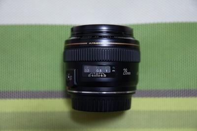 佳能 EF 28mm f/1.8 USM 9.5成新  1500元