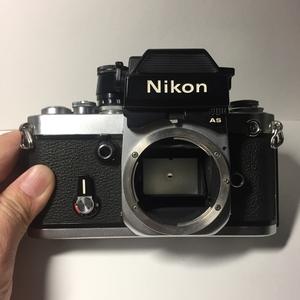 Nikon F2 AS机身+皮套