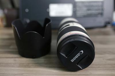 #99新自用爱死小白兔#佳能 EF 70-200mm f/2.8L IS II USM