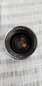 卡尔·蔡司 Distagon T* 35mm f/2 ZF.2