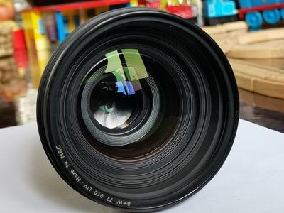 适马 50mm f/1.4 佳能口送德国原厂B+W UV镜