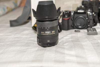 Nikon AF-S DX 18-200mm f/3.5-5.6GII ED VR防抖变焦镜头