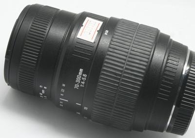 适马 AF 70-300/4-5.6  MACRO,美能达(索尼)口(3182)★