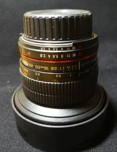 三阳鱼眼镜头 12mm f/2.8 ED AS NCS