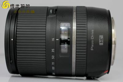 腾龙16-300/3.5-6.3 Di II VC PZD MACRO(B016)佳能口