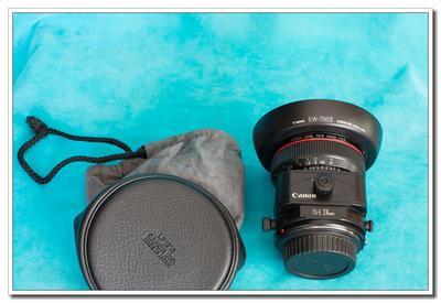 佳能 TS-E 24mm f/3.5L