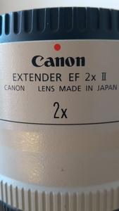 佳能 Extender EF 2x II