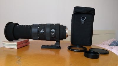 适马 APO 50-500mm f/4-6.3 EX DG HSM