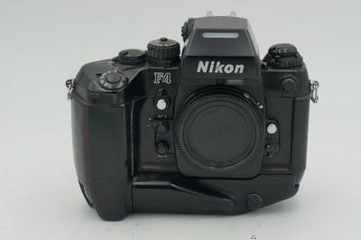 Nikon F4s带MF-23后背