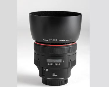 佳能 EF 85mm f/1.2 L II USM大眼睛人像牛头王白菜价
