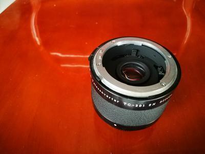 尼康 nikon TC-201 2X手动对焦全画幅增倍镜 增距镜