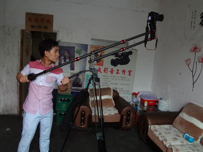 摄世度 碳纤维2米摄影摄像小摇臂 婚庆DV 单反便携简易