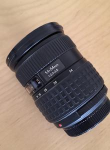 个人出售:奥林巴斯 ZUIKO DIGITAL 14-54mm f/2.8-3.5