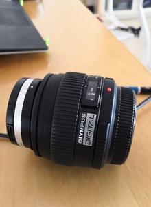 个人出售:几乎全新奥林巴斯 ZUIKO DIGITAL 50mm f/2.0 Macro