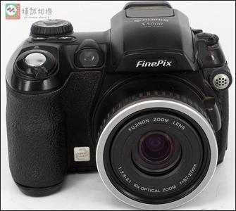 富士 S5000 便携数码相机  (故障机)