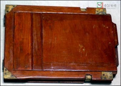 室内大座机外拍老相机8寸片盒暗盒片夹背板 27cmX20cm