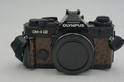 奥林巴斯OM-4TI 收藏好成色