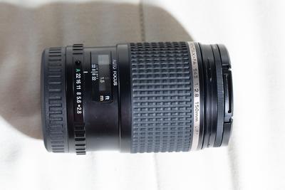 PENTAX 相机 645N用 150/2.8 FA