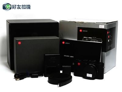 徕卡/Leica X2 数码相机 旅游便携相机 黑色 *95新连盒*