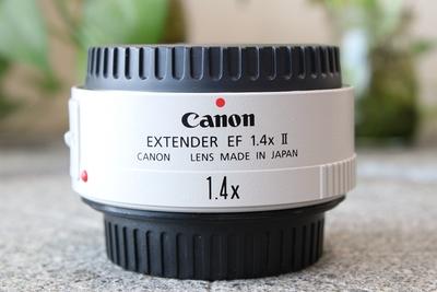 96新二手 Canon佳能 1.4X II EF 二代增倍镜 1.4倍 89172