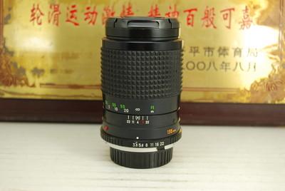 95新 MD口 美能达 135mm F3.5 ROKKOR-QD 手动单反镜头 定焦人像