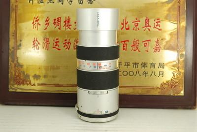 百搭口 腾龙 85-210 F4.5 手动单反镜头 恒圈中长焦 户外人像