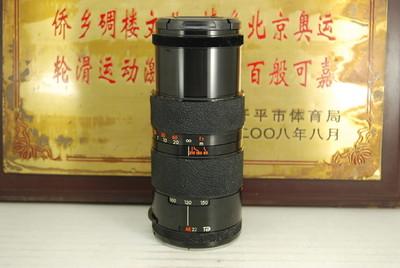 百搭口 腾龙 85-210 F4.5 BBAR MULTI C. 手动单反镜头 恒圈长焦