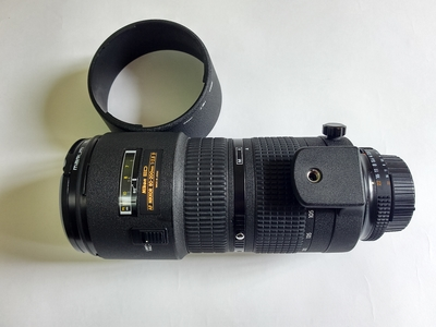 Nikon尼康 80-200/2.8 D 三代小钢炮