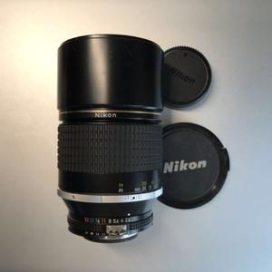 尼康nikon ais 180mm f2.8 ed收藏成色