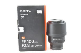 99新  索尼FE 100mm f/2.8 STF